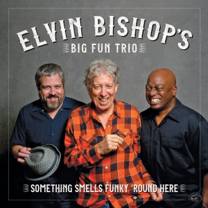 Something Smells Funky 'Round Here by Elvin Bishop's Big Fun Tri