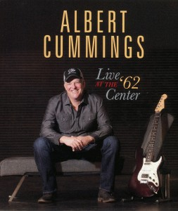 Albert Cummings Cover