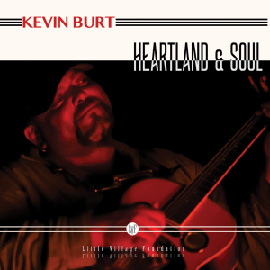Kevin Burt Cover shot