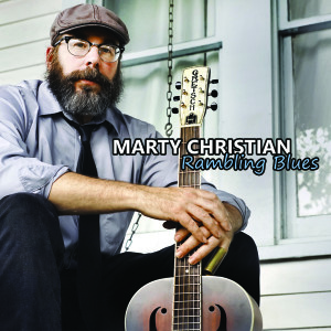 Marty Christian Rambling Blues cover CMYK copy
