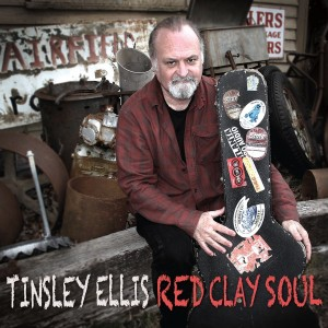 Tinsley Ellis-RED CLAY