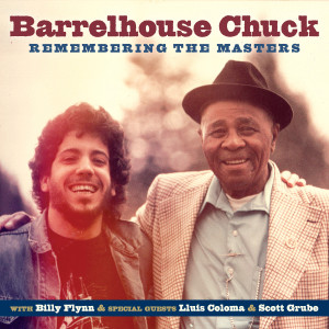 barrelhouse chuck